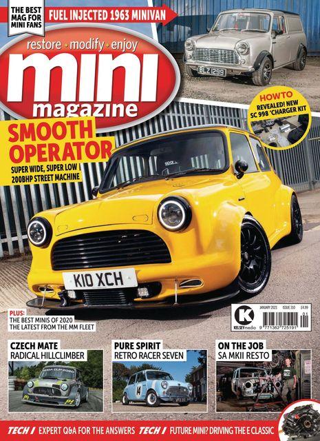 Mini Magazine issue 01/2021