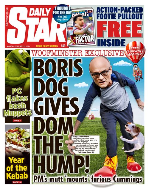 Daily Star 2021-02-22