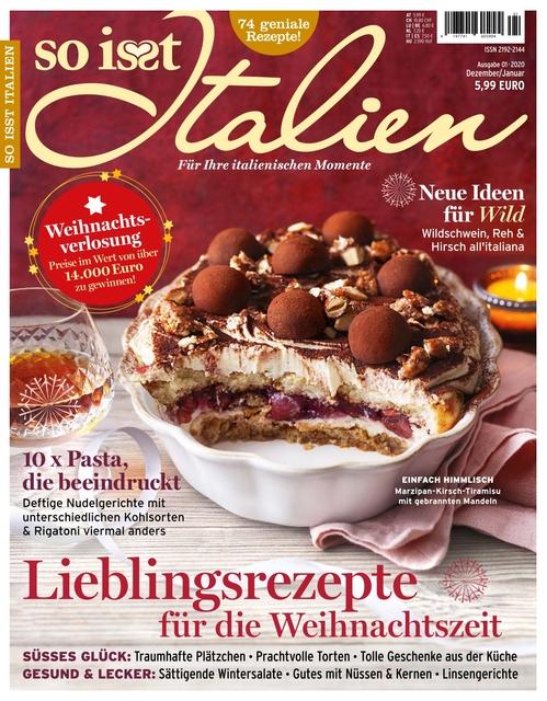 So is(s)t Italien Ausgabe 01/2020