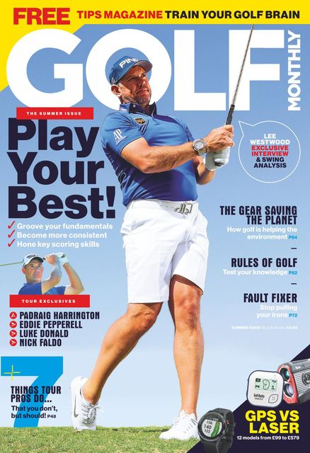 Golf Monthly Magazine 2020-06-18