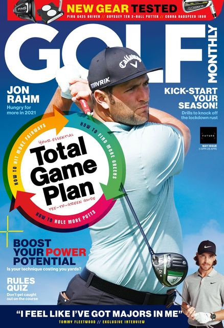 Golf Monthly Magazine 2021-04-01