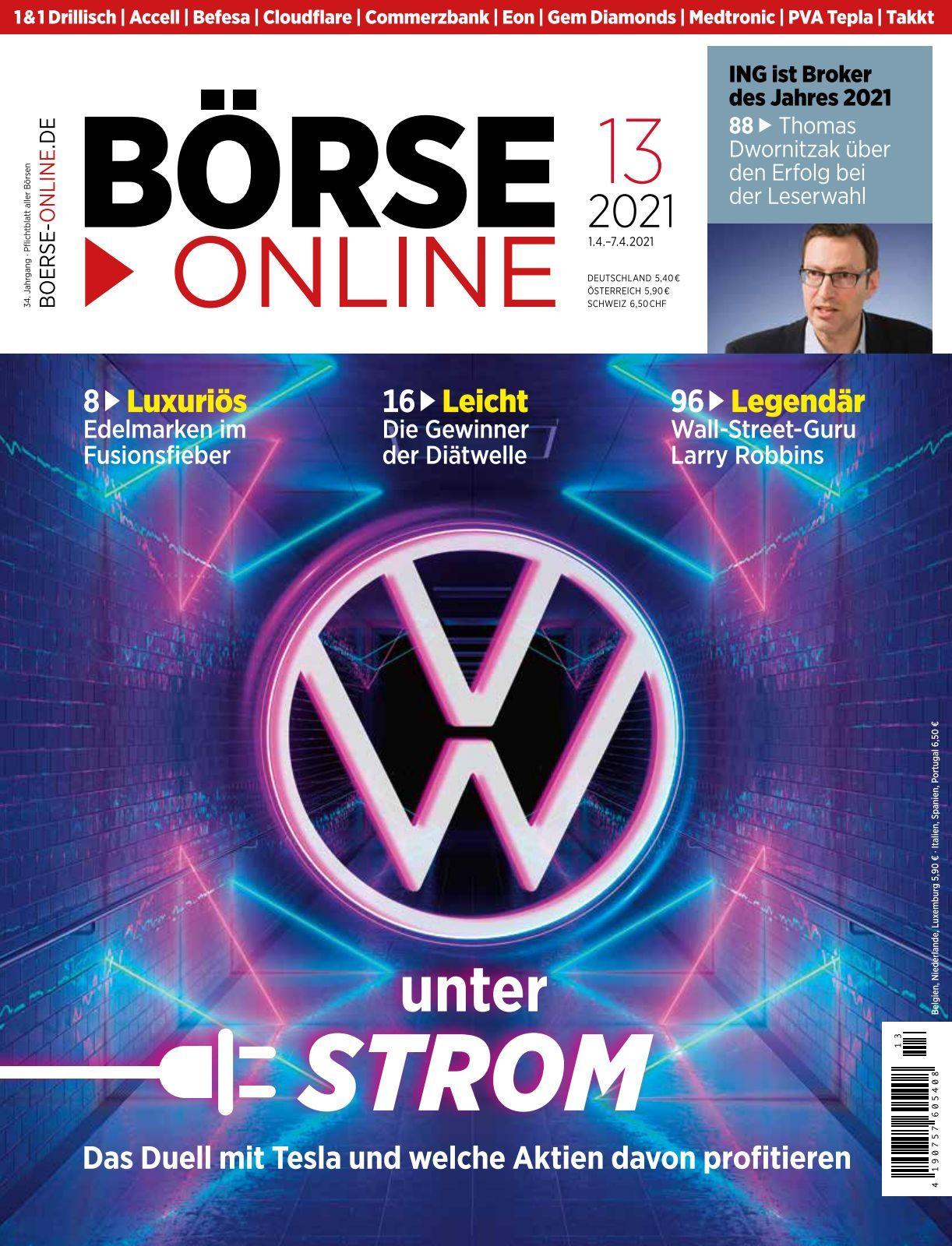 13+ Börse Online   Ausgabe 8/8 Bilder