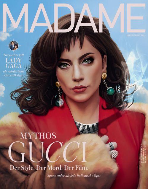 Madame Magazin Ausgabe 08/2021