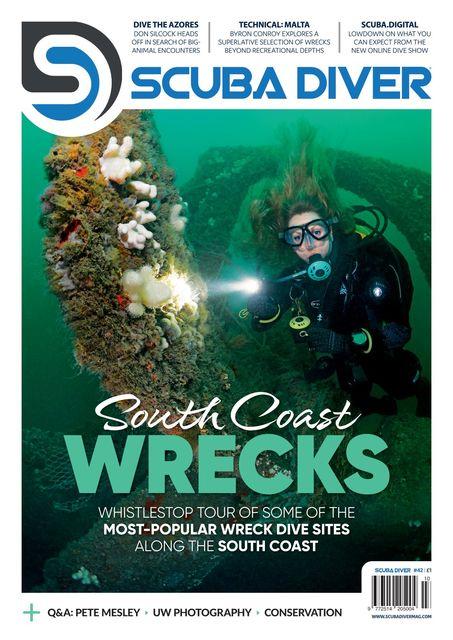 Scuba Diver Magazine Issue 42