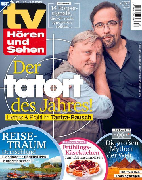 TV Hören und Sehen Ausgabe 17/2021