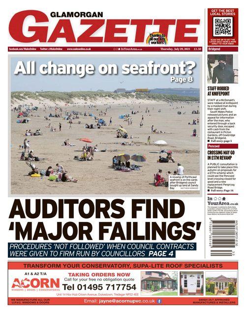 Glamorgan Gazette 2021-07-29