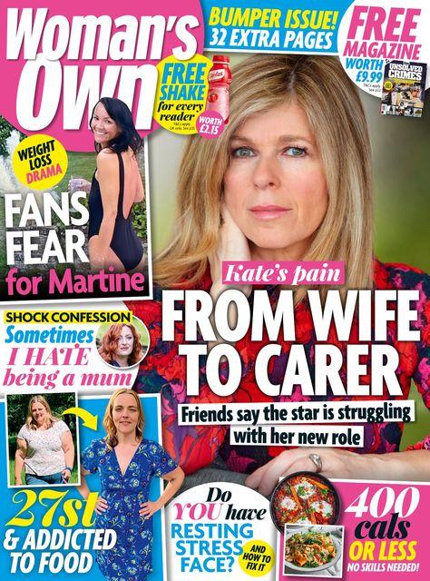 Woman's Own Magazine UK 2021-07-27
