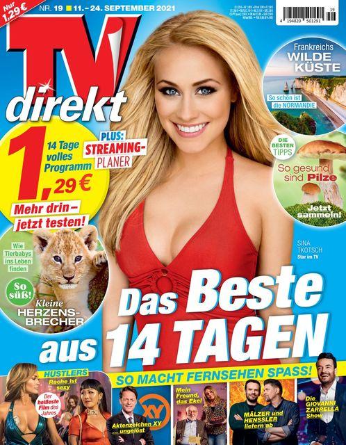 TV direkt 2021-09-02