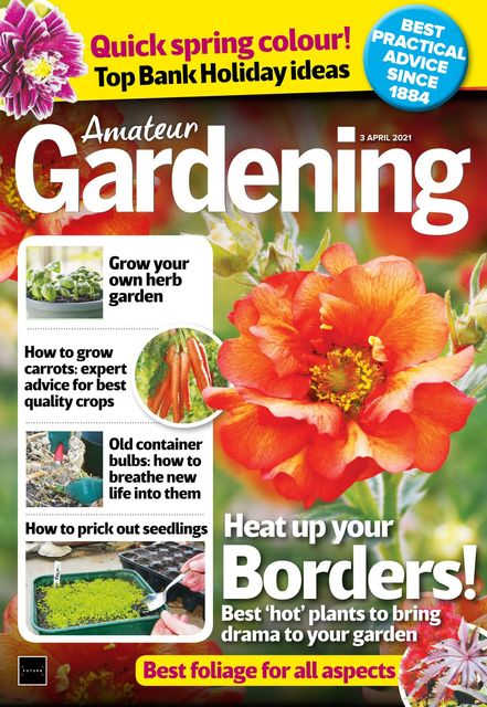 Amateur Gardening Magazine 2021-03-30