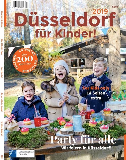Düsseldorf für Kinder! Ausgabe 01/2019