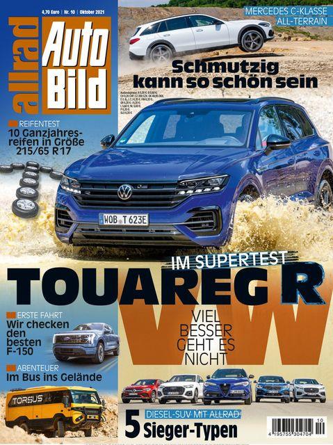 AUTO BILD Allrad Ausgabe 10/2021