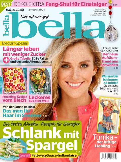 Bella Ausgabe 22/2021
