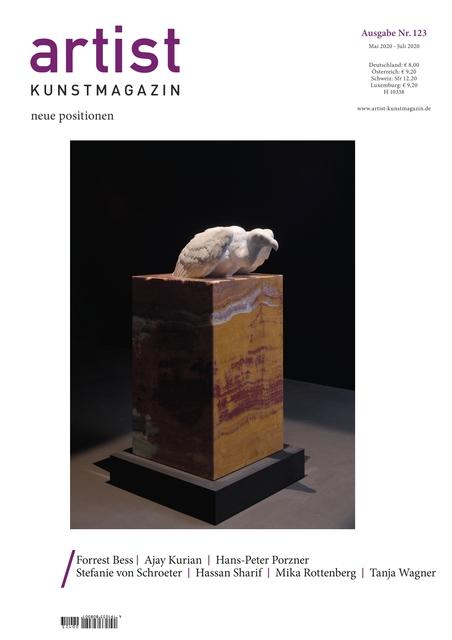 Artist Kunstmagazin Ausgabe 02/2020