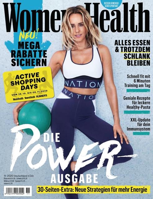 WOMEN'S HEALTH Ausgabe 11/2020