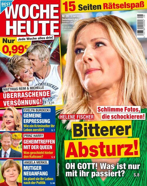 Woche Heute Ausgabe 28/2021