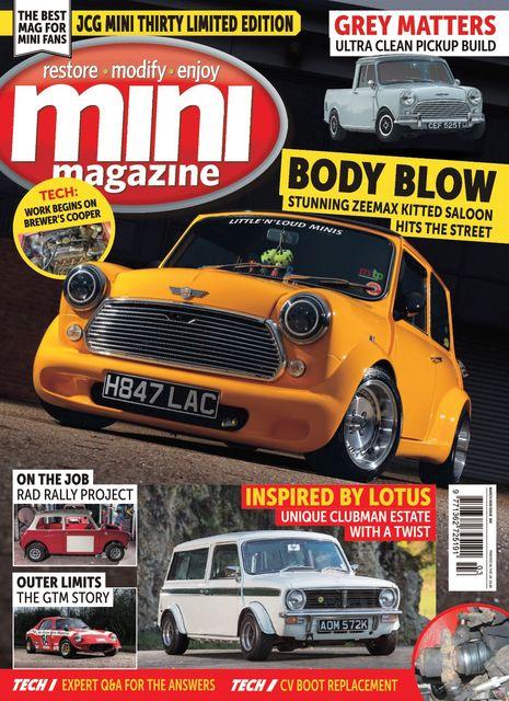 Mini Magazine issue 03/2020
