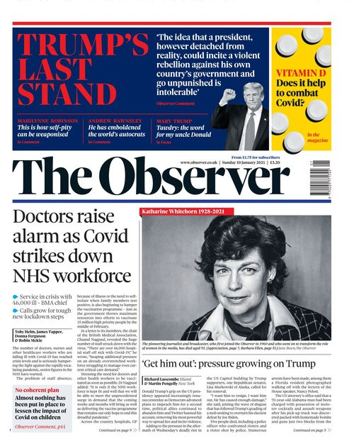 The Observer - 2021-01-10