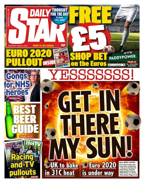 Daily Star 2021-06-12