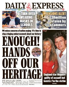 Daily Express - 2020-08-26