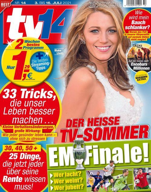 tv14 Ausgabe 14/2021