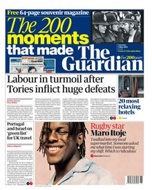 The Guardian - 2021-05-08