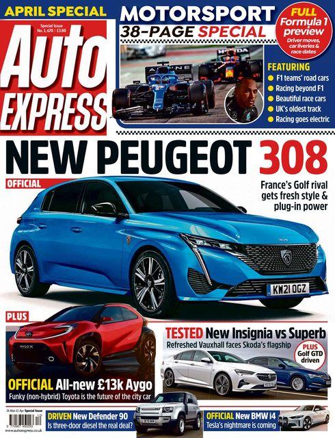 Auto Express 2021-03-25