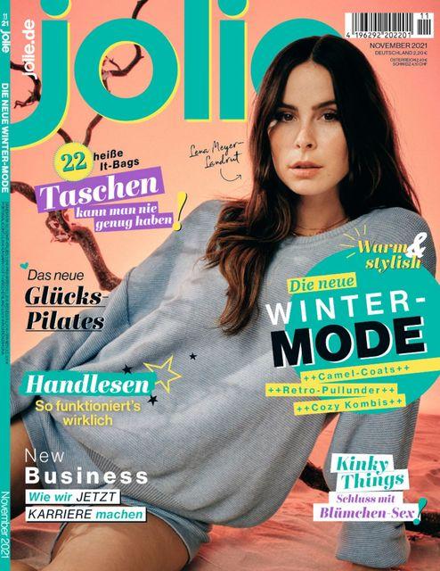 Jolie Ausgabe 11/2021