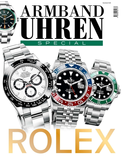ARMBANDUHREN Rolex Special 2020
