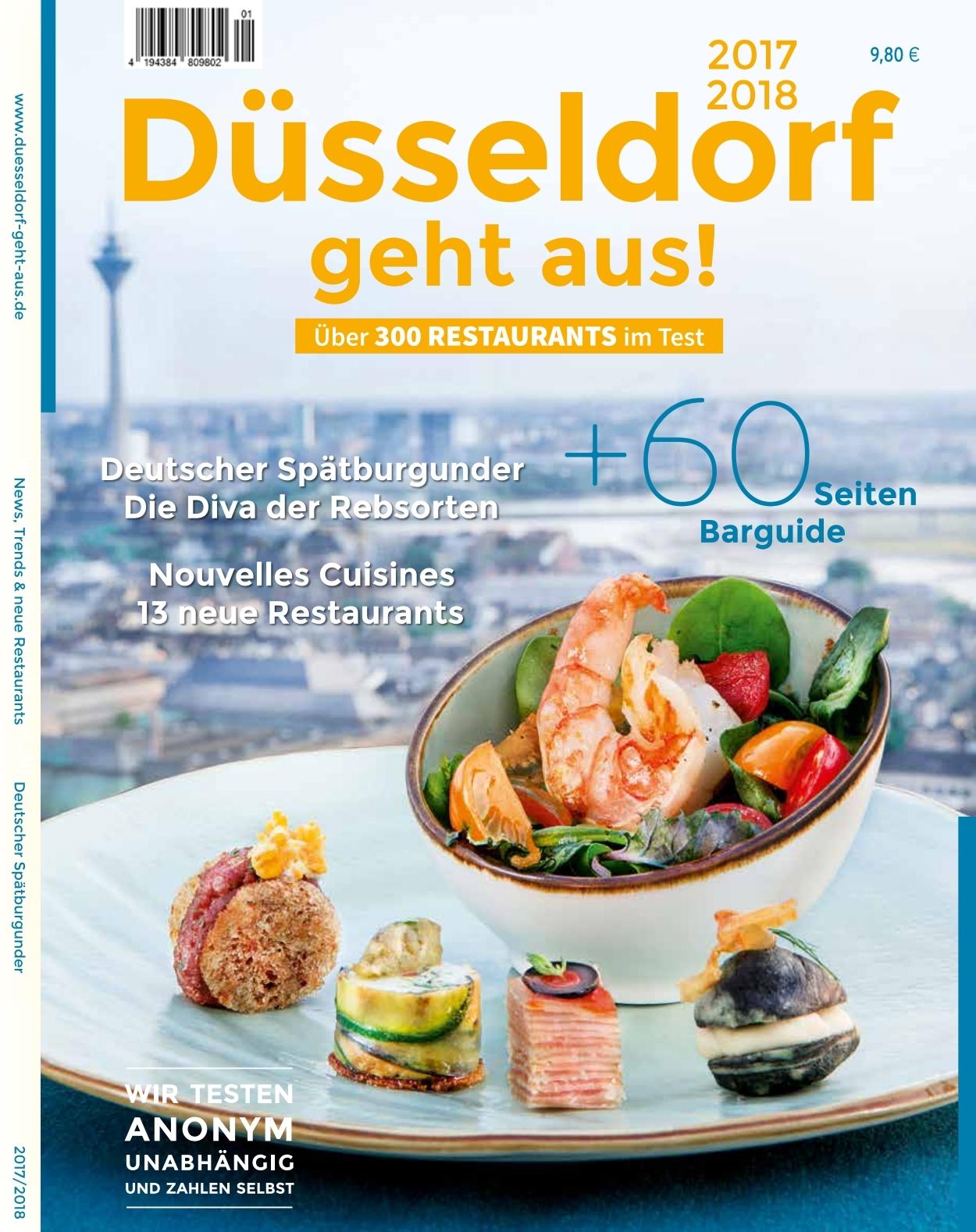 Dusseldorf Geht Aus Ausgabe 01 2017