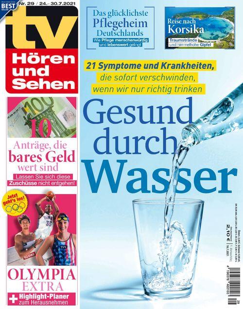 TV Hören und Sehen Ausgabe 29/2021