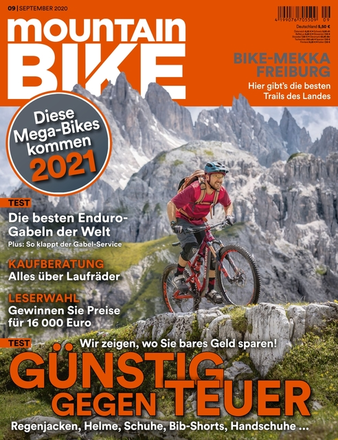 Mountainbike 2020-08-10