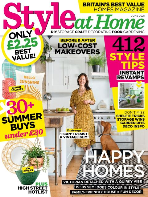 Style at Home Magazine 2021-05-05