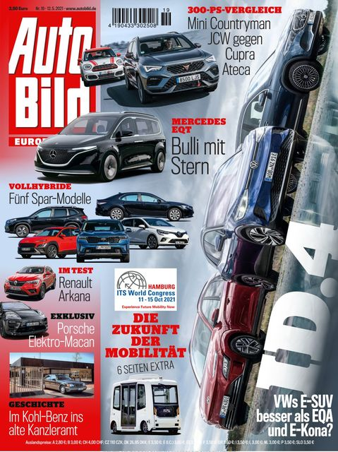 AUTO BILD 2021-05-12