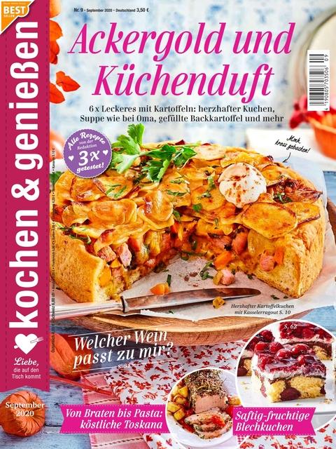 Kochen und Genießen Ausgabe 9/2020