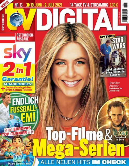 TV Digital Österreich 2021-06-11