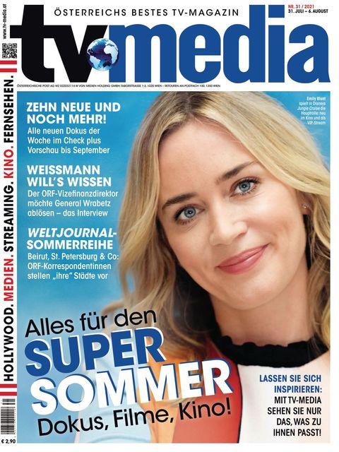 TV-Media Ausgabe 31/2021