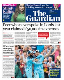 The Guardian - 2019-05-31