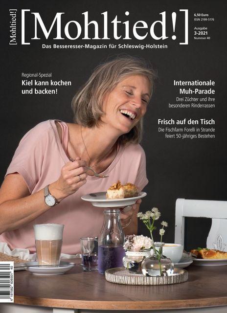 [Mohltied!] Das Besseresser-Magazin Schleswig-Holstein Ausgabe 03/2021