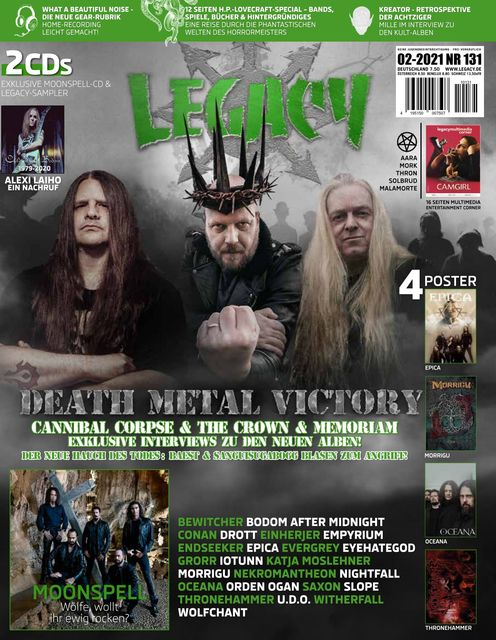 Legacy Ausgabe 131/2021