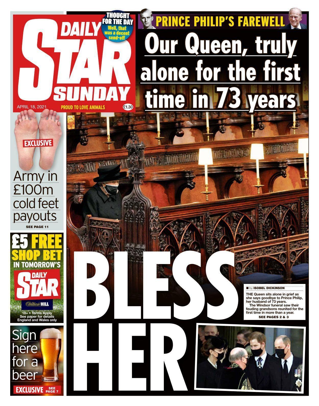 Daily Star Sunday - 2021-04-18