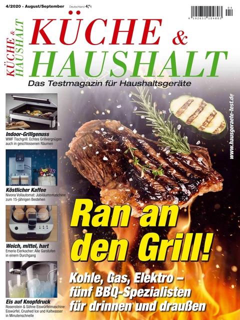 Küche & Haushalt Ausgabe 04/2020