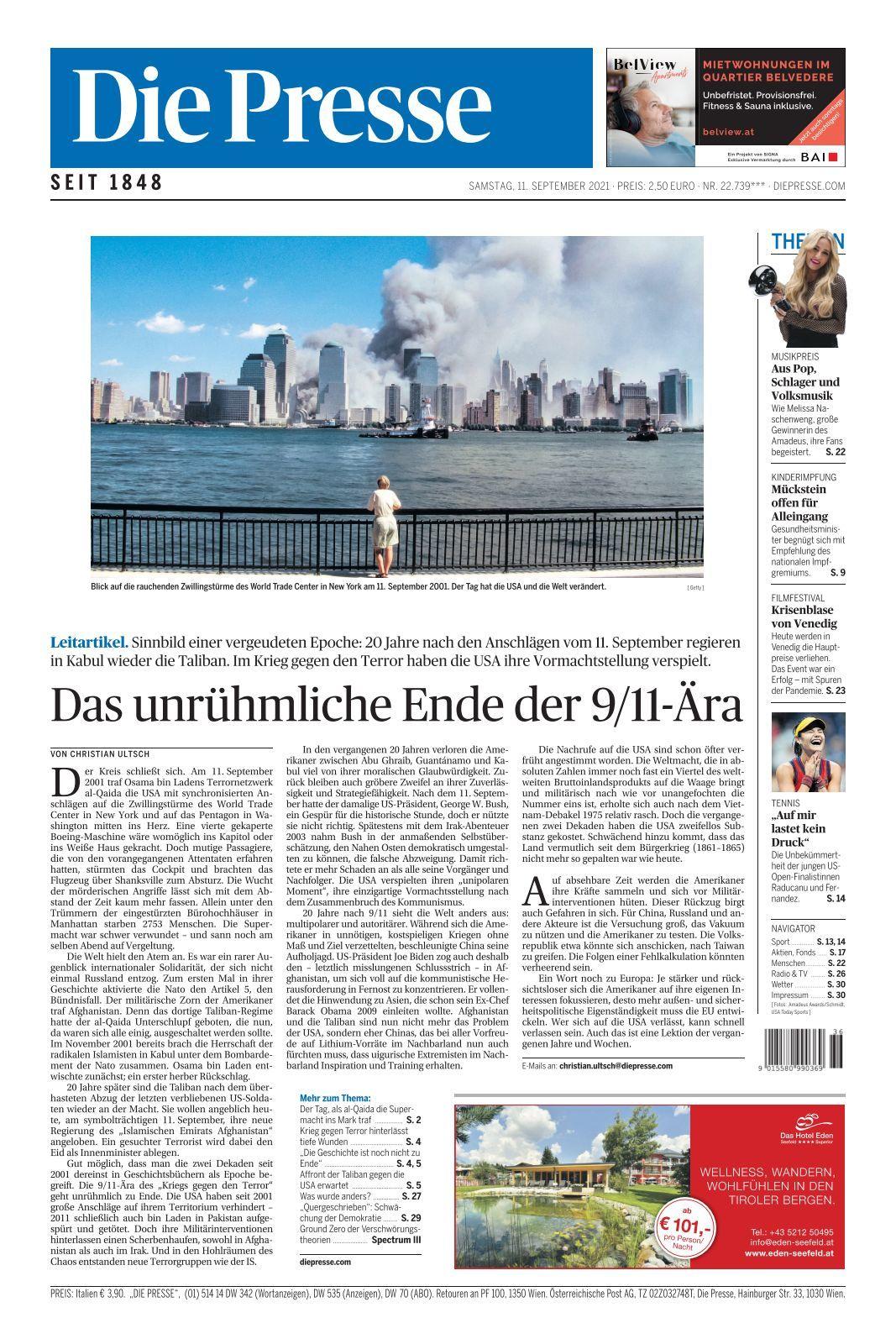 Die Presse   21 21 21
