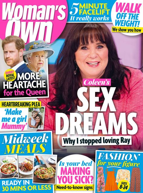 Woman's Own Magazine UK 2021-08-03