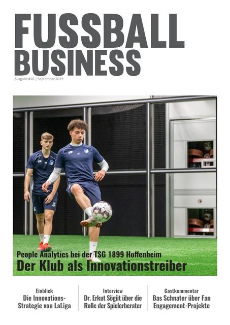 FUSSBALL BUSINESS #16