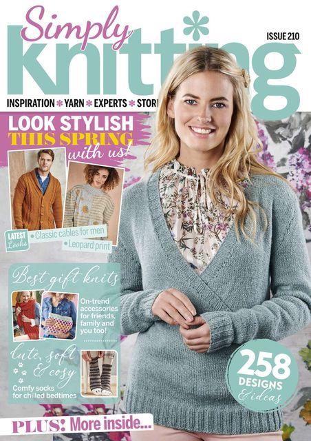 Simply Knitting 2021-03-24