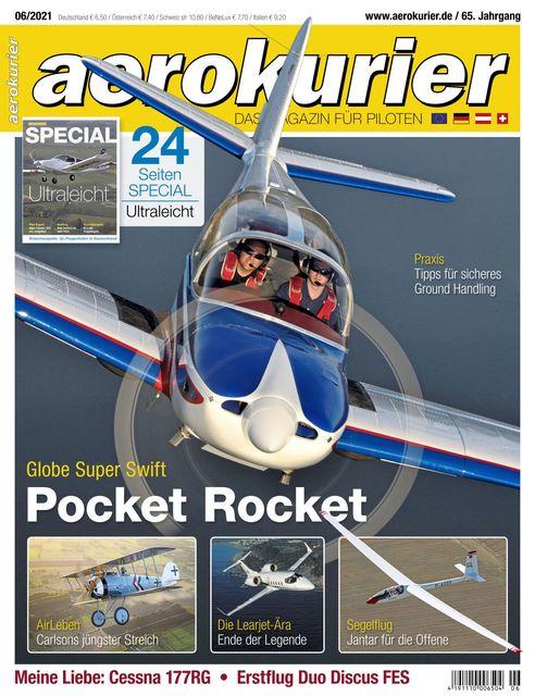 Aerokurier Ausgabe 06/2021