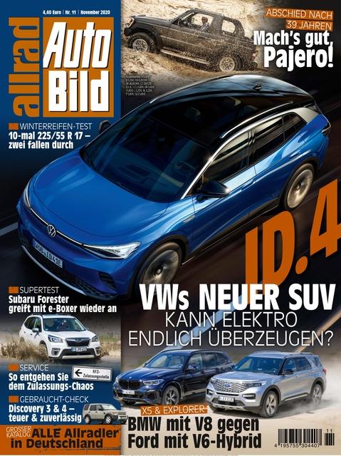 AUTO BILD Allrad 2020-10-02