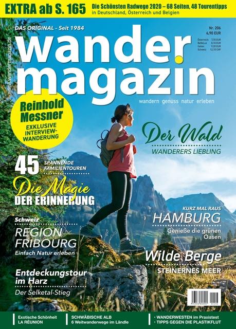 Ausgabe 206 (Frühling 2020)