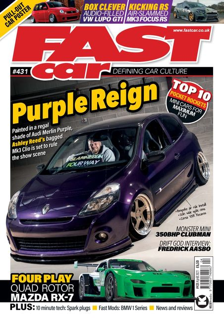 Fast Car issue 04/2021