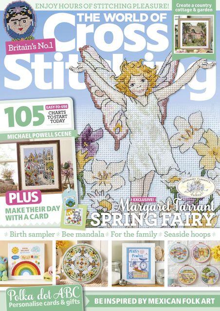 The World of Cross Stitching 2021-03-23